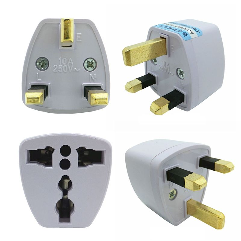 Click to Buy << Universal Charger BS Plug All-in-one Travel AC Power ...