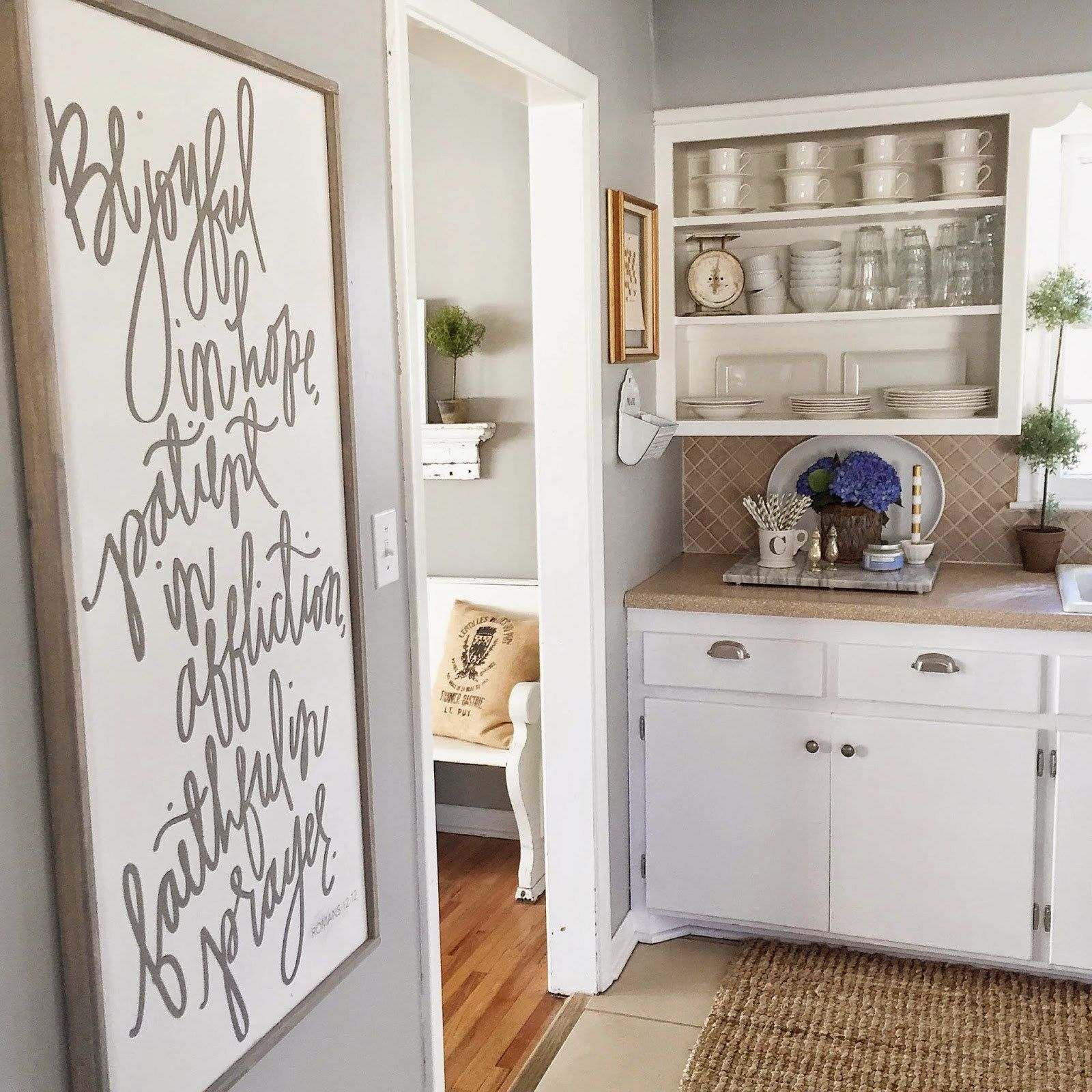 Best Wall Color Is Benjamin Moore Coventry Gray Natural Home 400 x 300