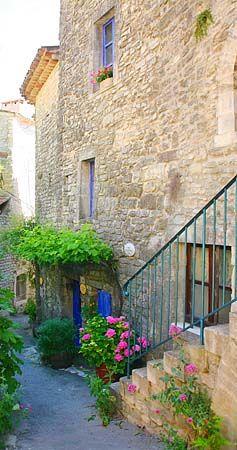 RueCortine, Provence