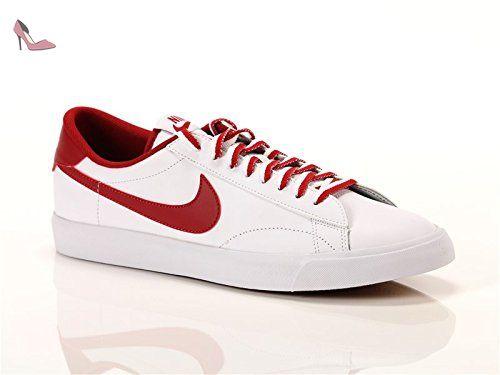 Tennis Nike Classic HommeBlanc Weißwhite Basses Ac NdBaskets EDH2YW9I