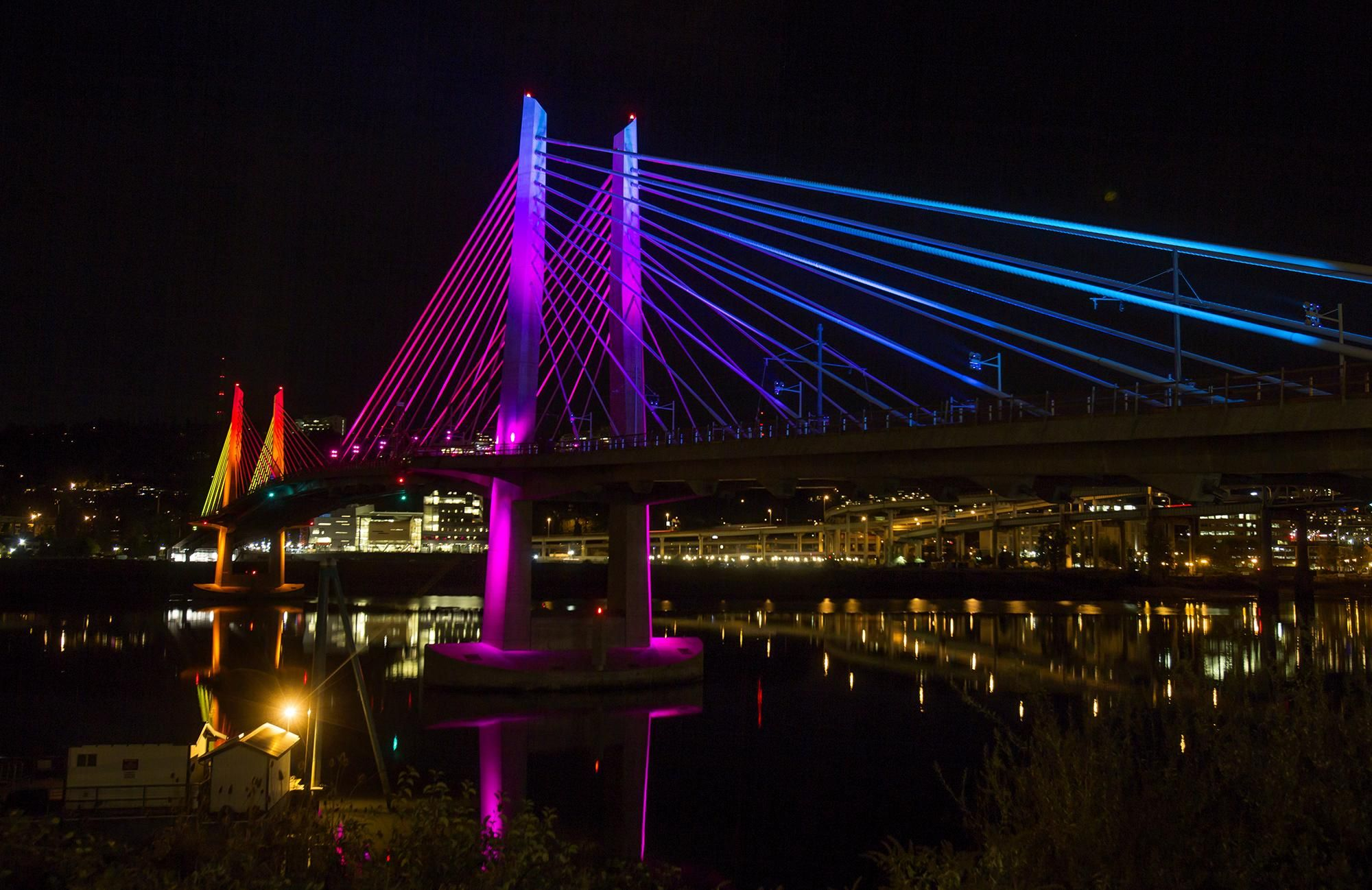 80s night at tilikum crossing | other | portland, stuff to do