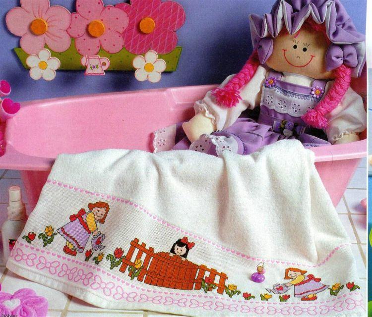 Gallery.ru / Фото #92 - toalhas infantis 3 - tekere205