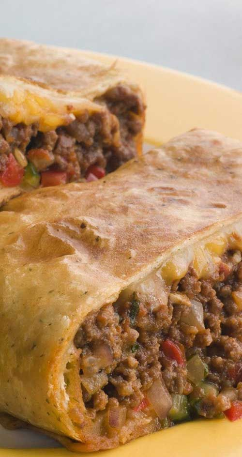 Skinny Chimichangas Recipe Food Recipes Mexican Food