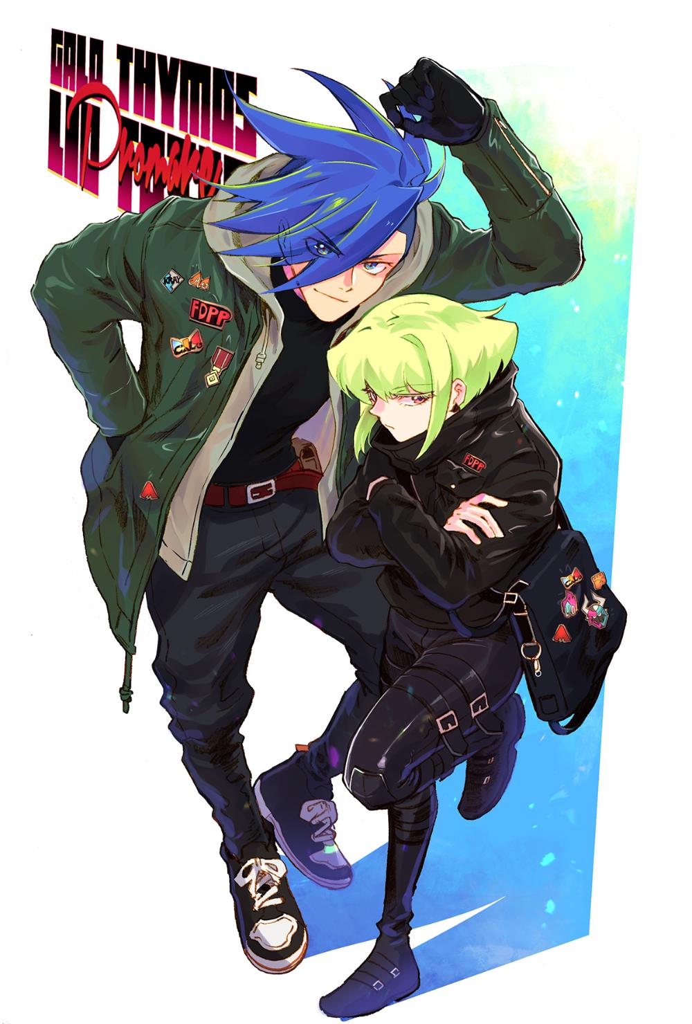 Promare Image 2806468 Zerochan in 2020 Anime images