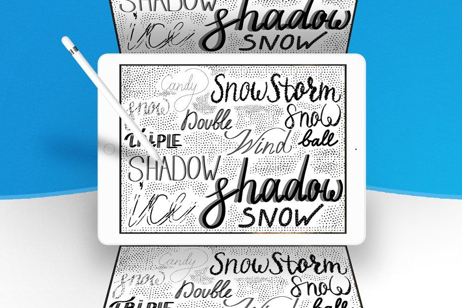 Download Procreate Brushes Winter Pack in 2020 | Procreate brushes ...