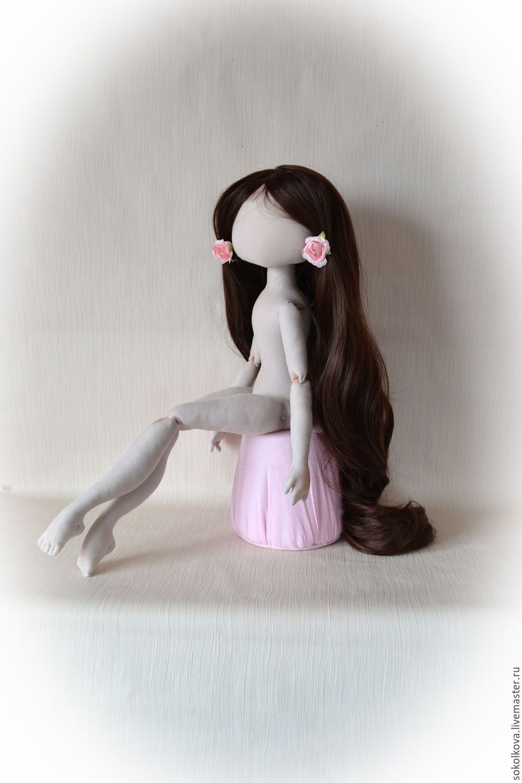Как сшить тело куклы