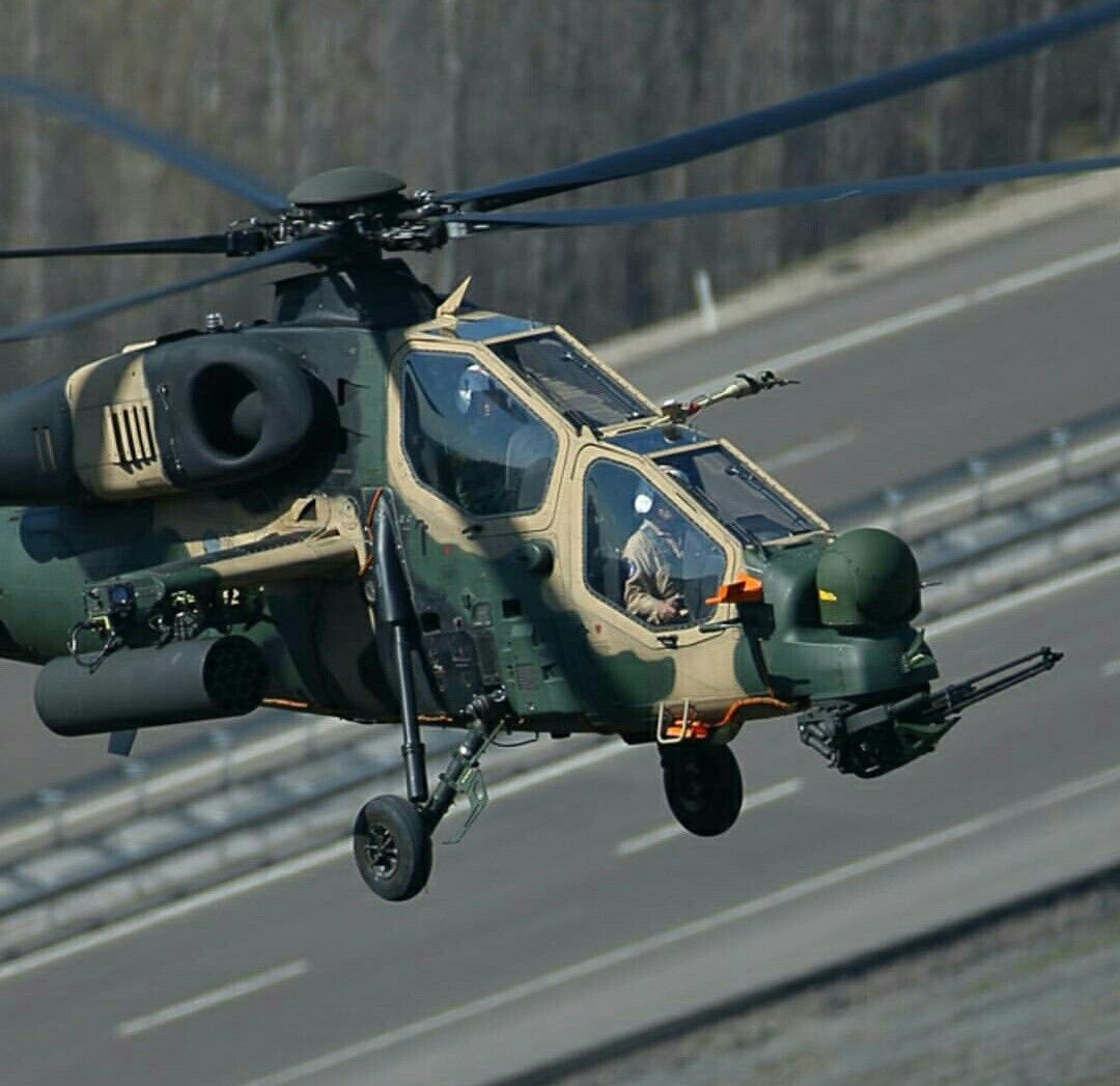 Elicottero T 129 : Turkey new attack helicopter tai and agustawestland: t 129 atak