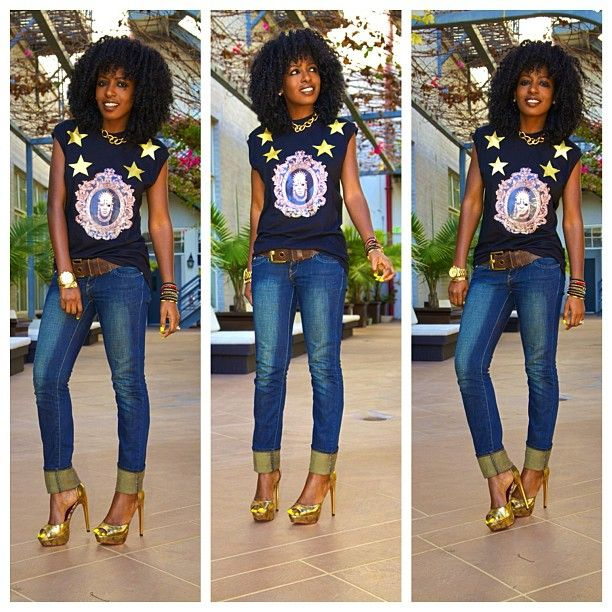 Today's Outfit Post! Kingdom Tee