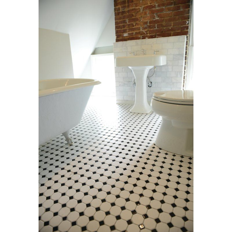 Osmond 12 X 12 Ceramic Mosaic Tile Reviews Allmodern Ceramic Mosaic Tile Glass Mosaic Tiles Porcelain Mosaic Tile
