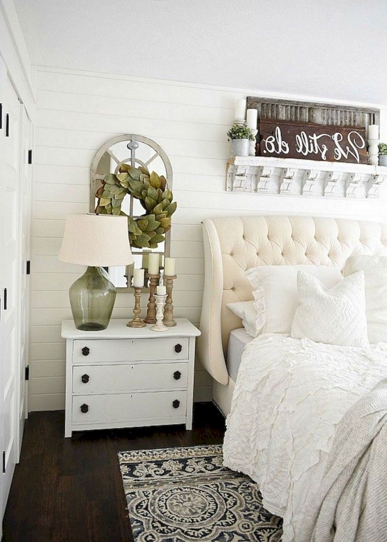 46 Amazing Magnolia Homes Bedroom Design Ideas For Comfortable Sleep Remodel Bedroom Home Bedroom Home Bedroom Design