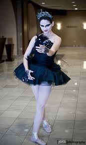 Black Swan cosplay