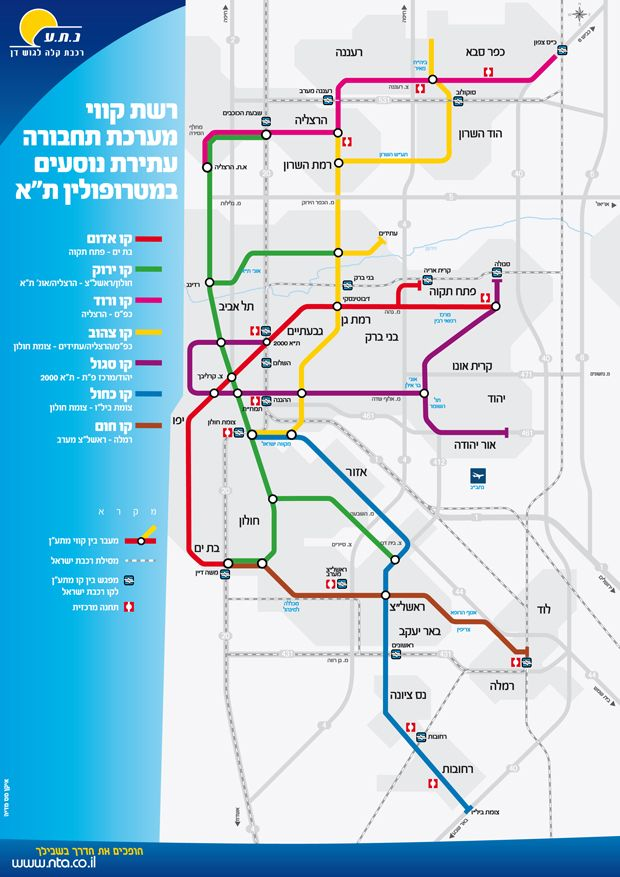 Subway Map Mapa