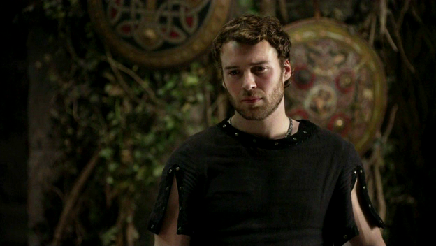 Peter Mooney as kay in camelot....