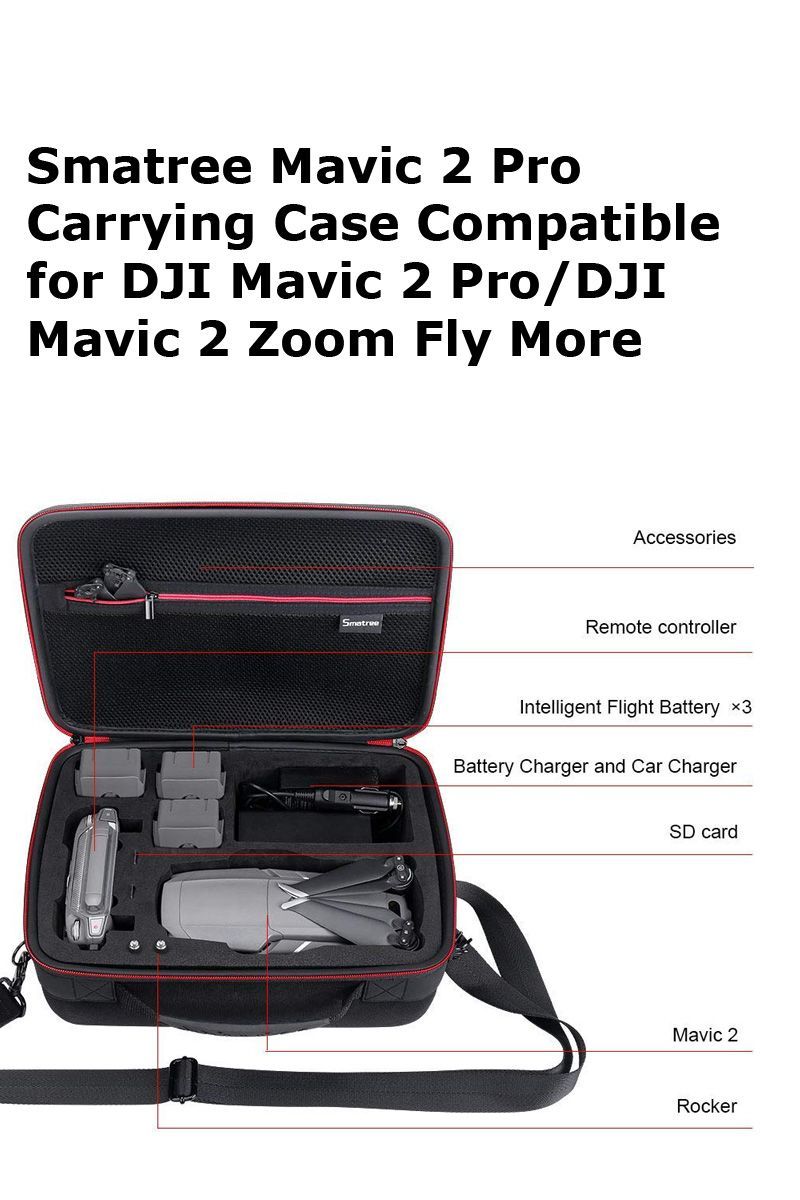 Ideal for home and travel carry case, large capacity and high