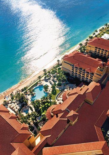 Ritz Carlton, Palm Beach, Florida, USA