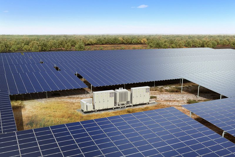 BELECTRIC +++ Groundmounted Solar Power Plants and PV