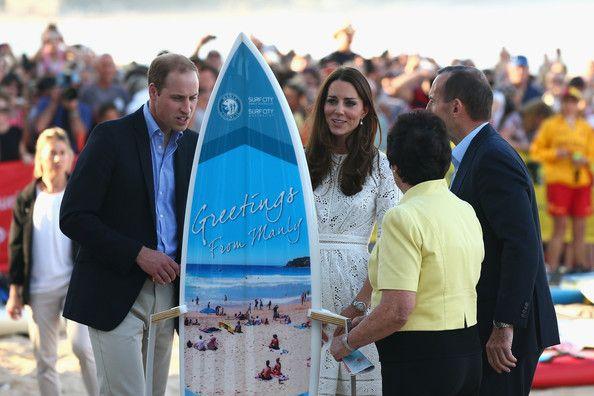 Kate Middleton Photos - The Duke And Duchess Of Cambridge Tour Australia And New Zealand - Day 12 - Zimbio