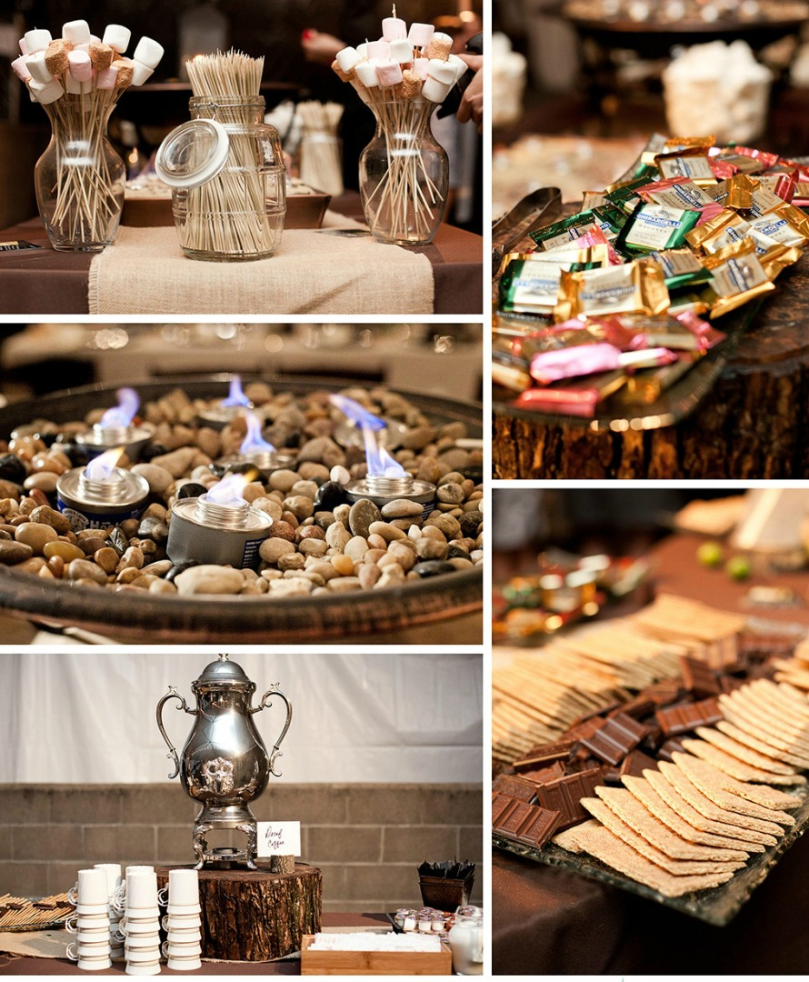 15 Fun Food Station Ideas That Will Wet Your Appetite