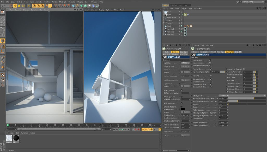 vray for cinema 4d latest version