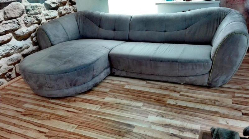 Ich biete euch hier ein absolutes mega bequemes Big Sofa an !!!Es - big sofa oder wohnlandschaft