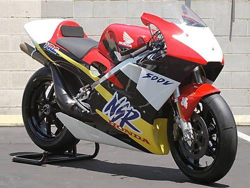 Nsr 500 V Racing Bikes Honda Honda Cbr250r
