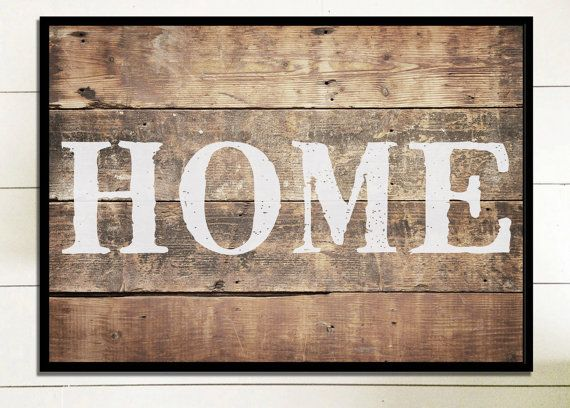 Wall Signs Decor Adorable Pinfresh Farmhouse On Farmhouse Decor  Pinterest  Wood Signs Decorating Design