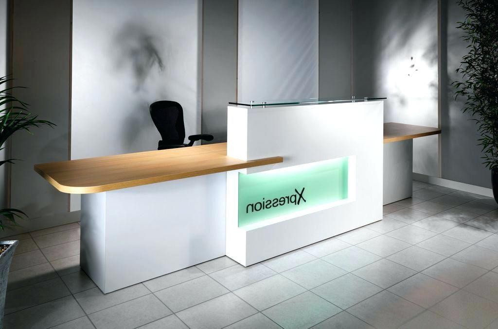 office reception counter design office front desk design ...