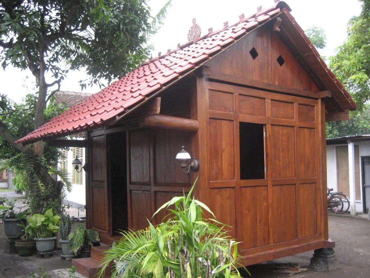 Dijual Rumah Mungil Antik Kayu Jati Kaskus The Largest