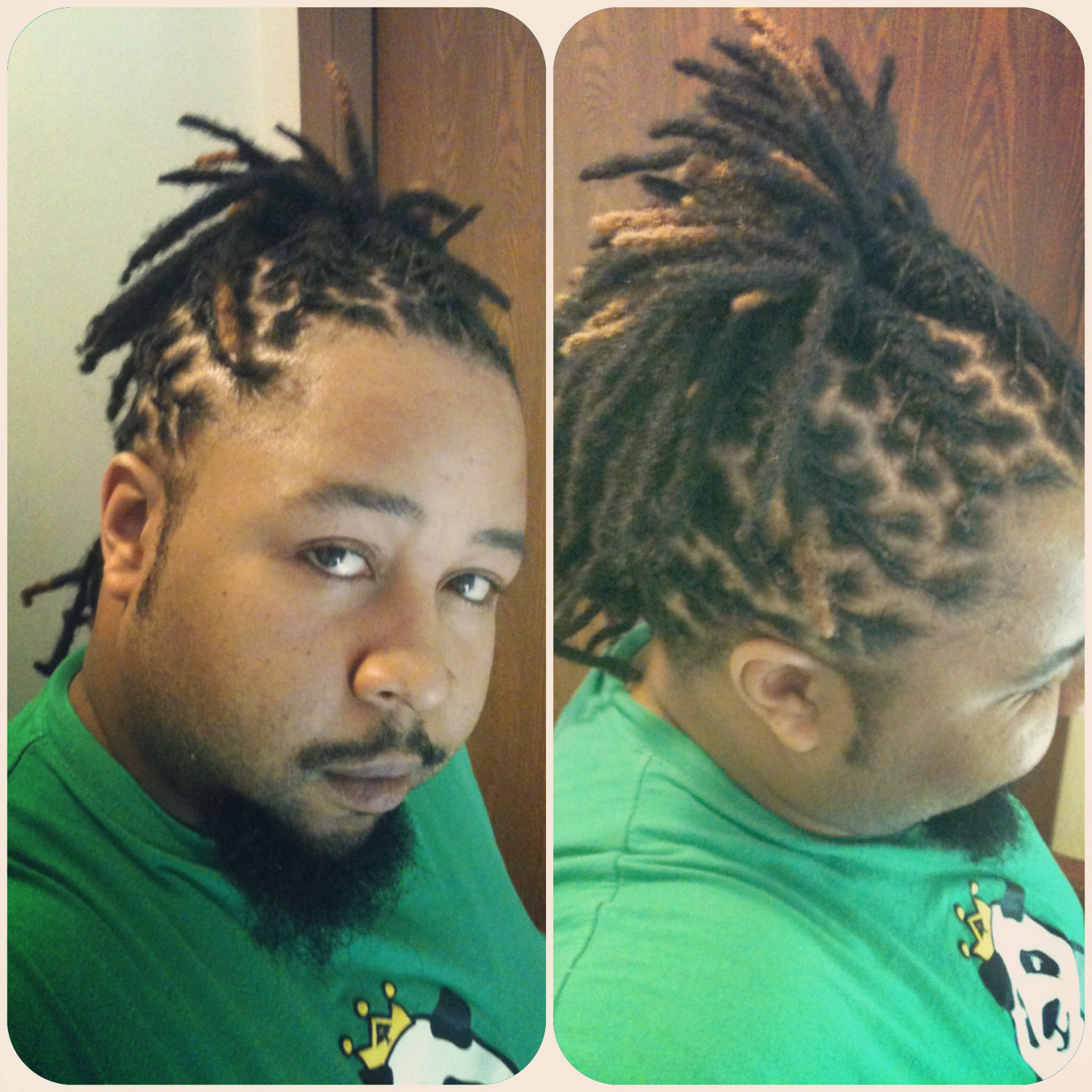 dreadhawk #dreadlocs #mohawk #dreads #locs #naturalstyles #braids