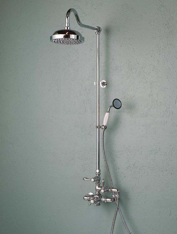 Knock off Hansgrohe...same look but probably not as good. At least ...