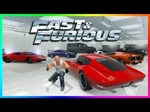 Cool TOP FAST FURIOUS CARS TO OWN IN GTA ONLINE BEST GTA - Cool cars in gta 5 online