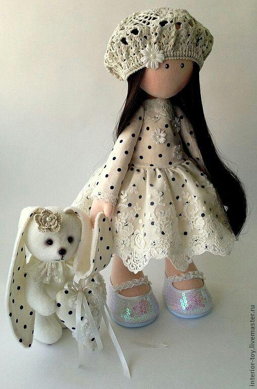Gorjuss Doll & Bunny
