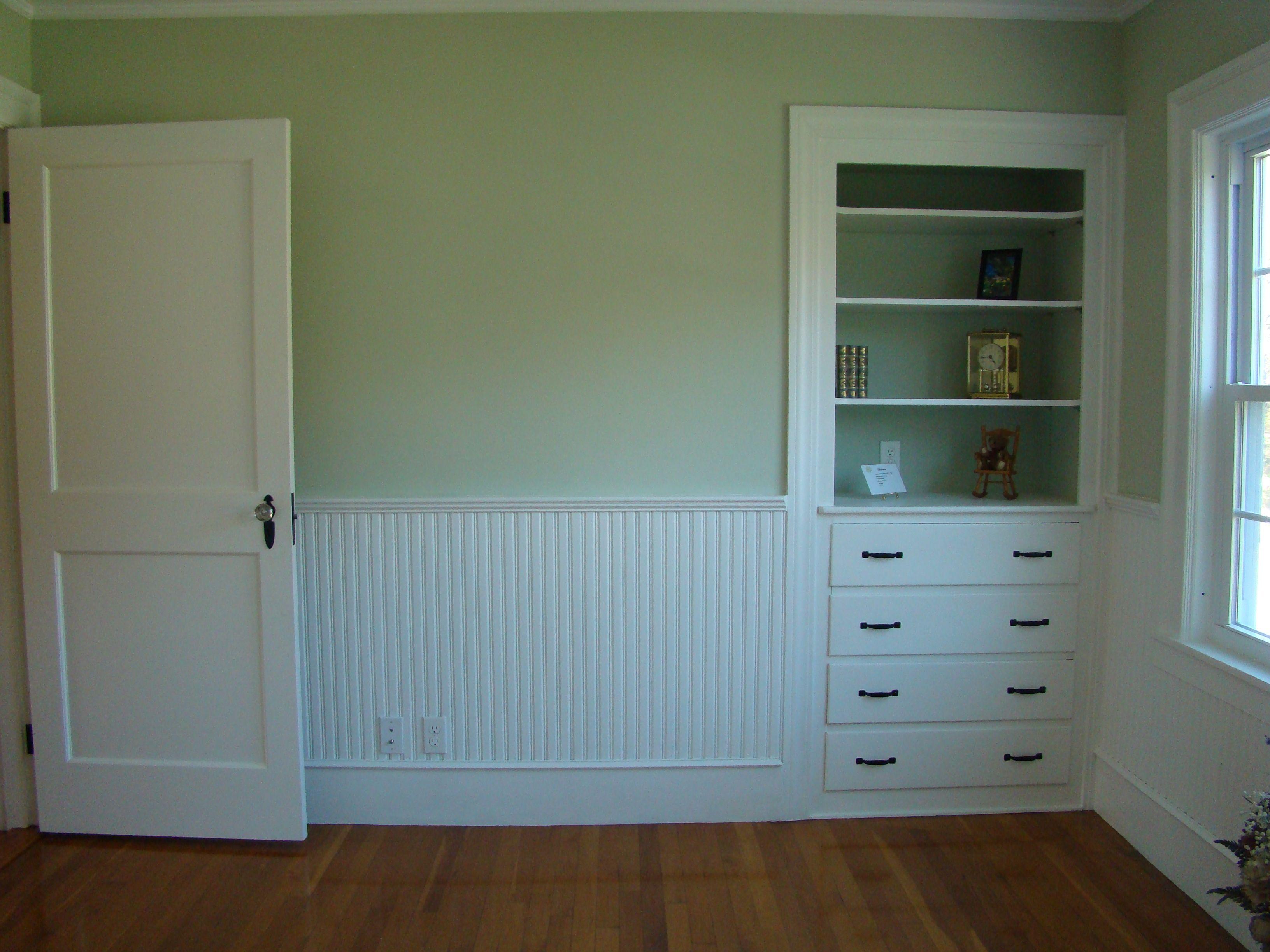 2nd floor Bedroom with built-in | Home decor, 2nd floor ...