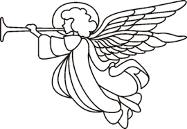 35+ Christmas angel clipart free ideas in 2021