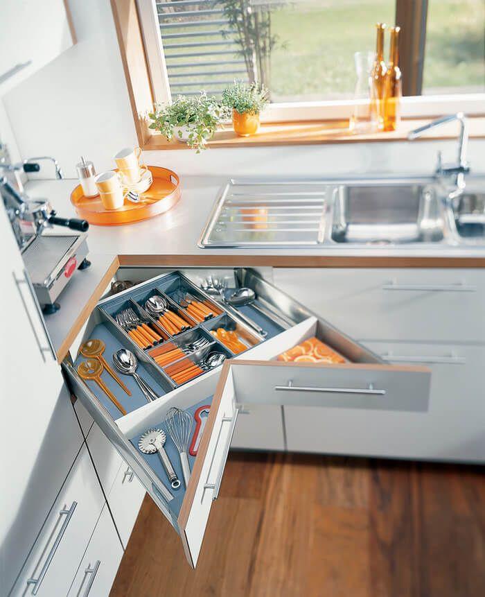 Купить выдвижные системы хранения для кухни   Интернет ...