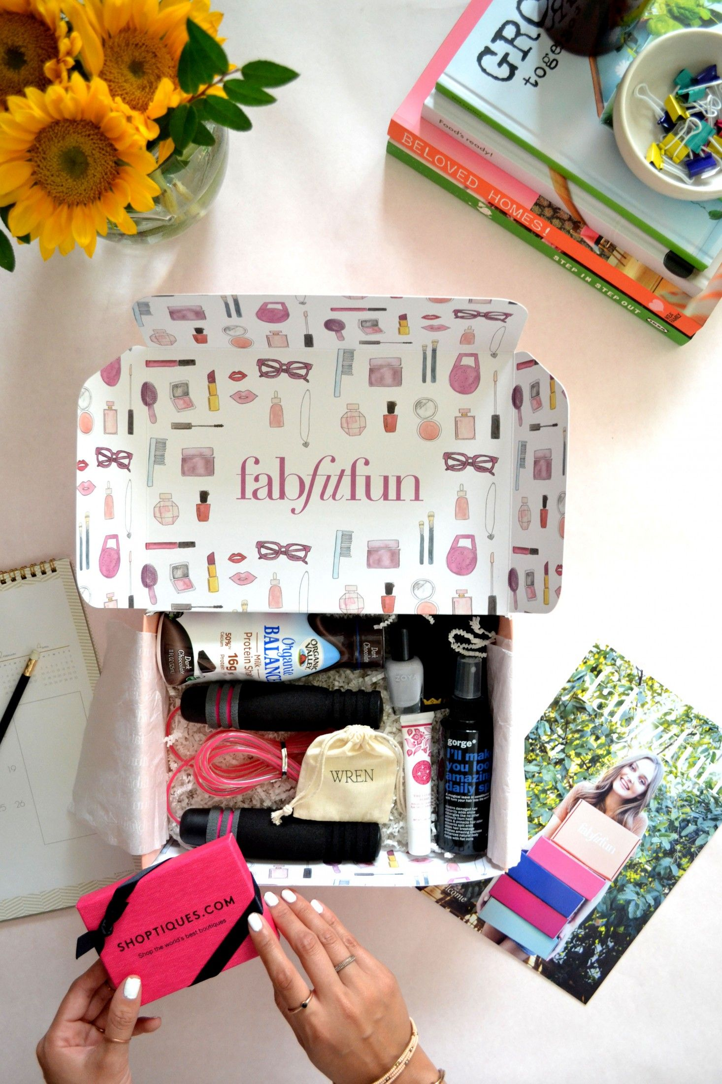 FabFitFun is a subscription box that delivers a variety of premium ...