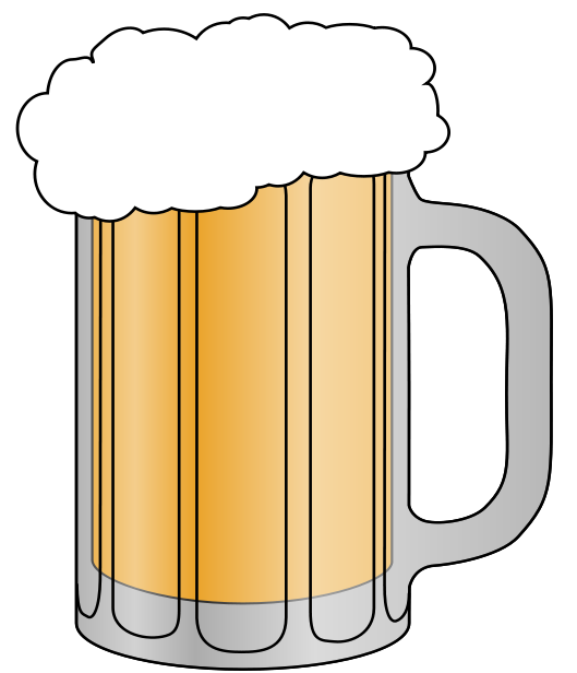 beer clip art images free for commercial use beer mugs rh pinterest com beer stein clipart free beer stein clipart black and white