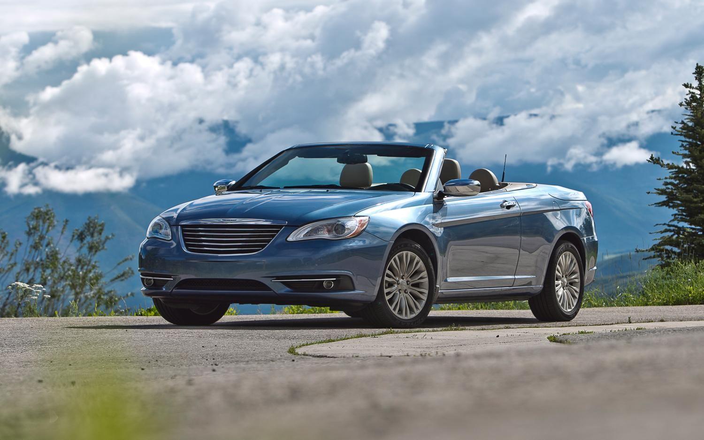 2011 Chrysler 200 Limited Chrysler 200 Chrysler Convertible
