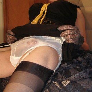 Hard Cocks In Womens Panties