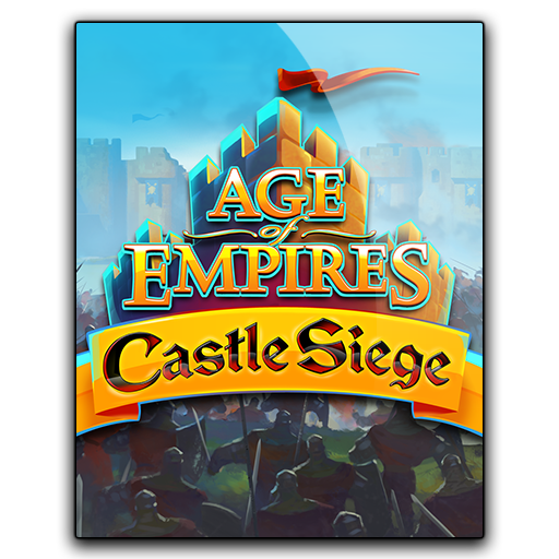 Icon Age of Empires Castle Siege by HazZbroGaminG