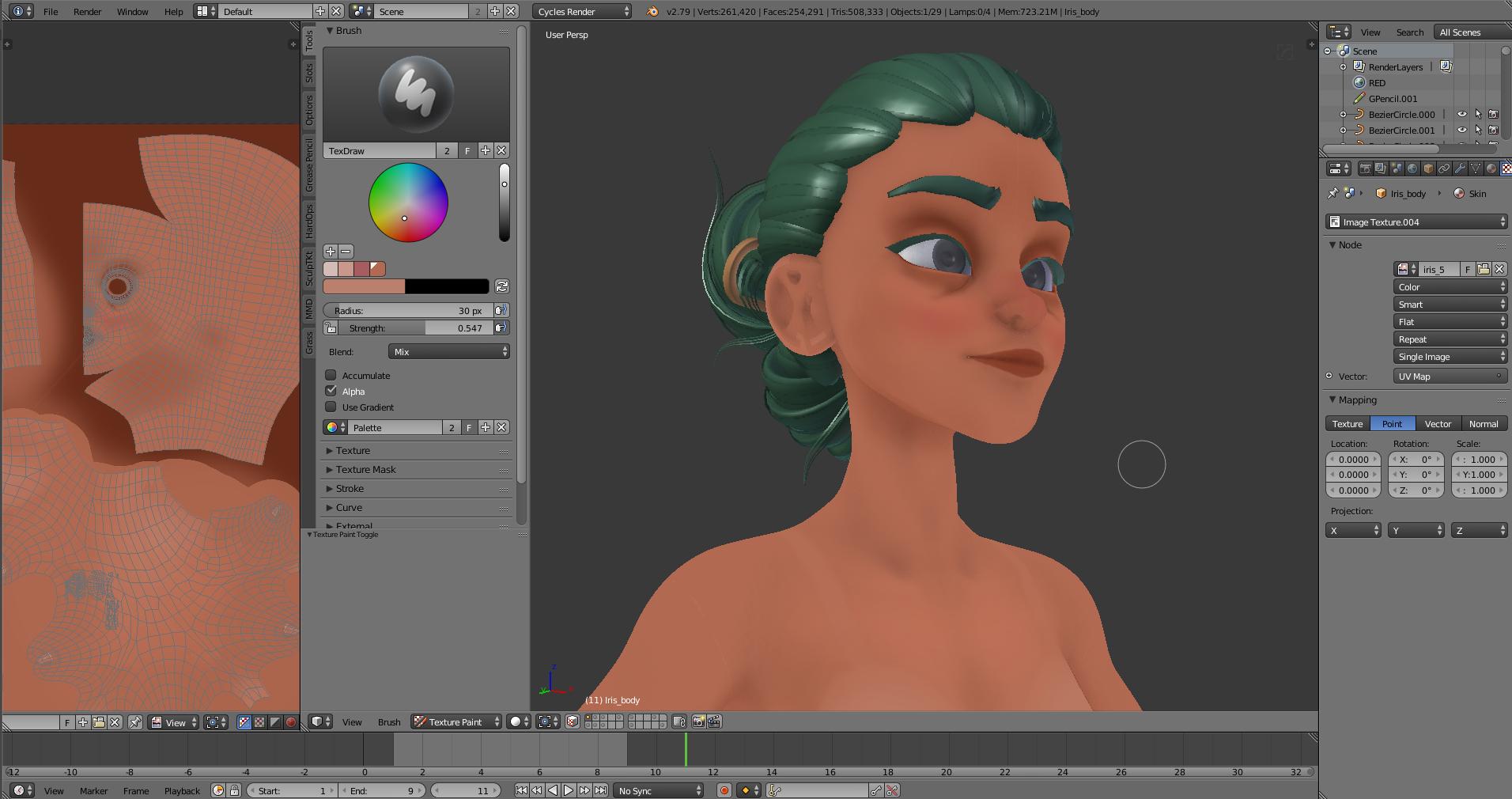 descargar learn 3d character animation