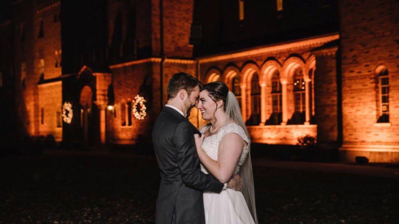 Nazareth Hall Winter Wedding With Candlelit Ceremony In The Chapel In 2020 Candlelit Ceremony Ohio Wedding Venues Toledo Wedding Photography