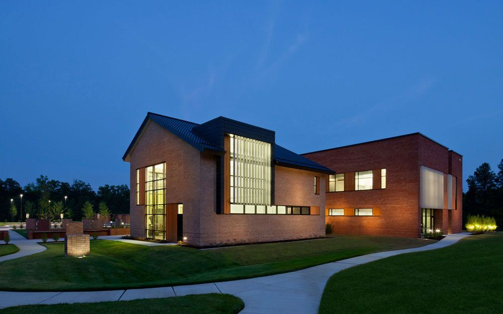 triangle brick headquarters_pearce brinkley cease + lee