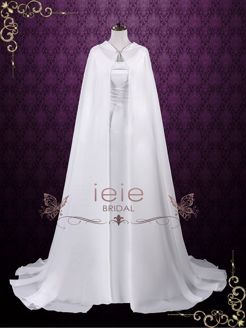 a71cb65bee Beautiful Medieval style wedding dress made with chiffon