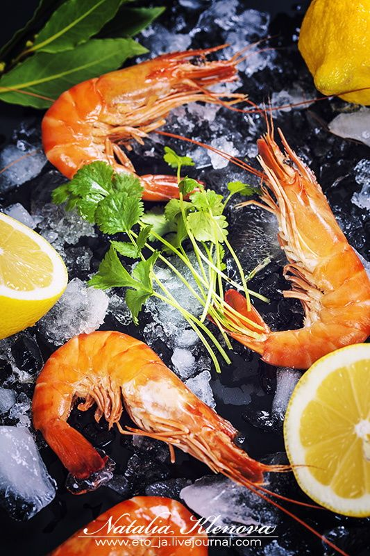 Shrimps by Natalia Klenova on 500px