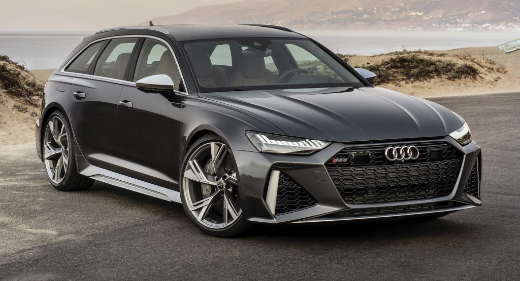2021 Audi RS6 Avant Worlds Most Desired Super Wagon Yours