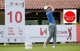 DamaruCIMB.PGA: DAY 3   KLGC  Leong opens up five-shot lead at CIM...