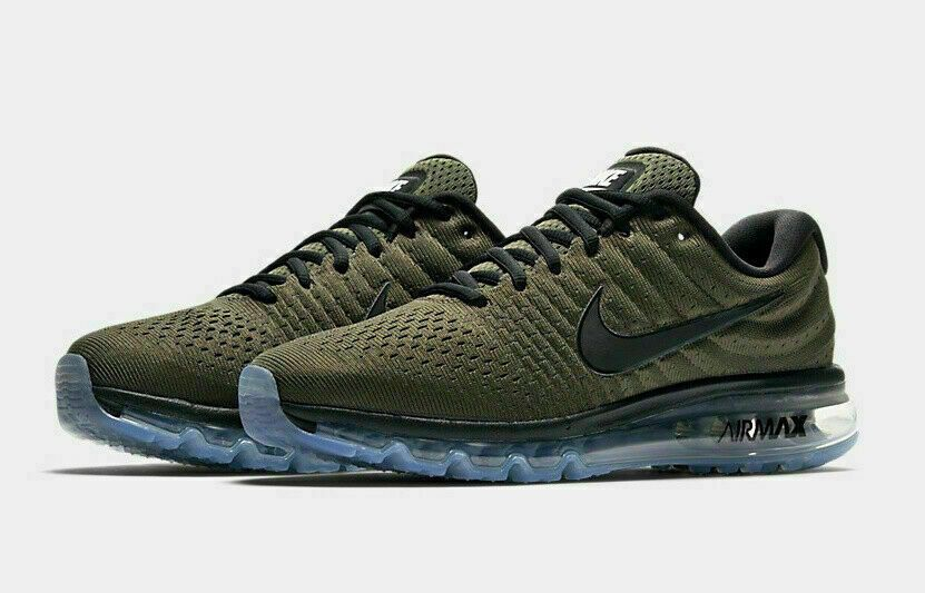 nike air max 2017 mens green