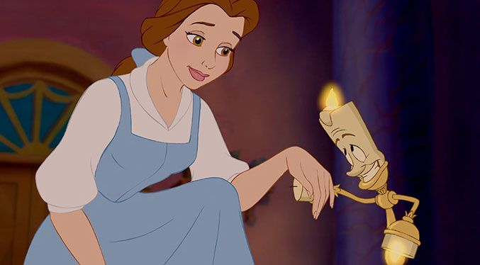 15 Reasons Why Cogsworth and Lumiere Should be Your Life Coaches | Oh My Disney