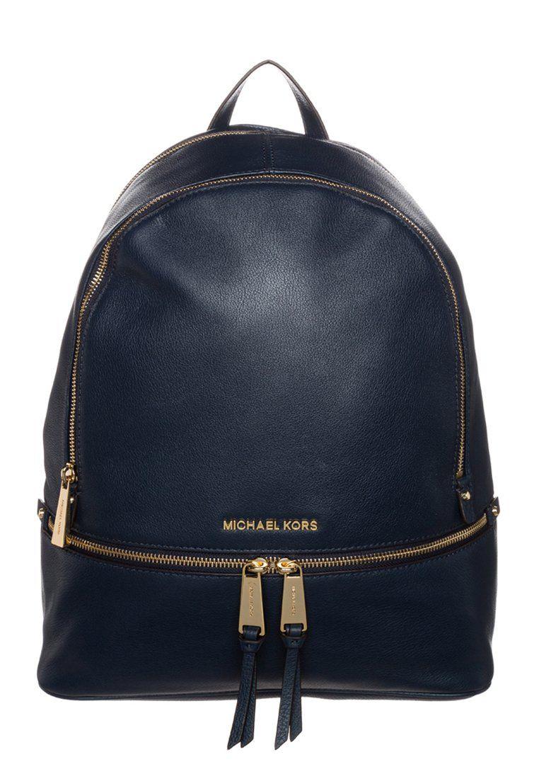 99e58ea3435 ... MICHAEL Michael Kors RHEA - Rucksack - navy - Zalando.de ...